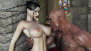 Porno 3D La Saserdotiza Pervertida.