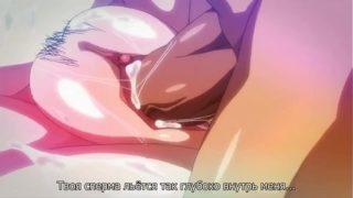 Sub en Ruso sexo anime con Concha Gorda